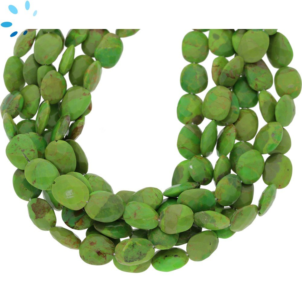Mohave Green Turquoise