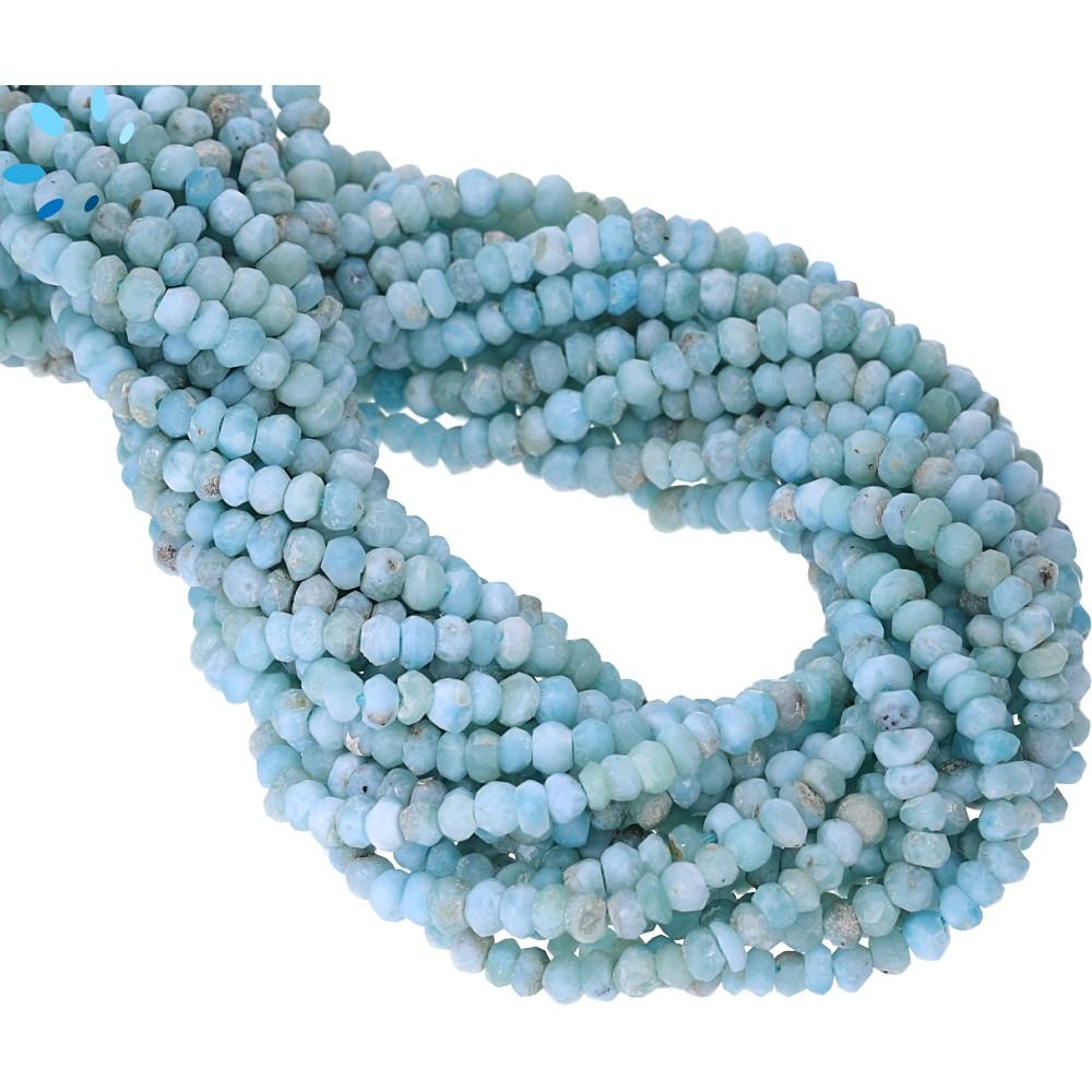 Larimar Beads