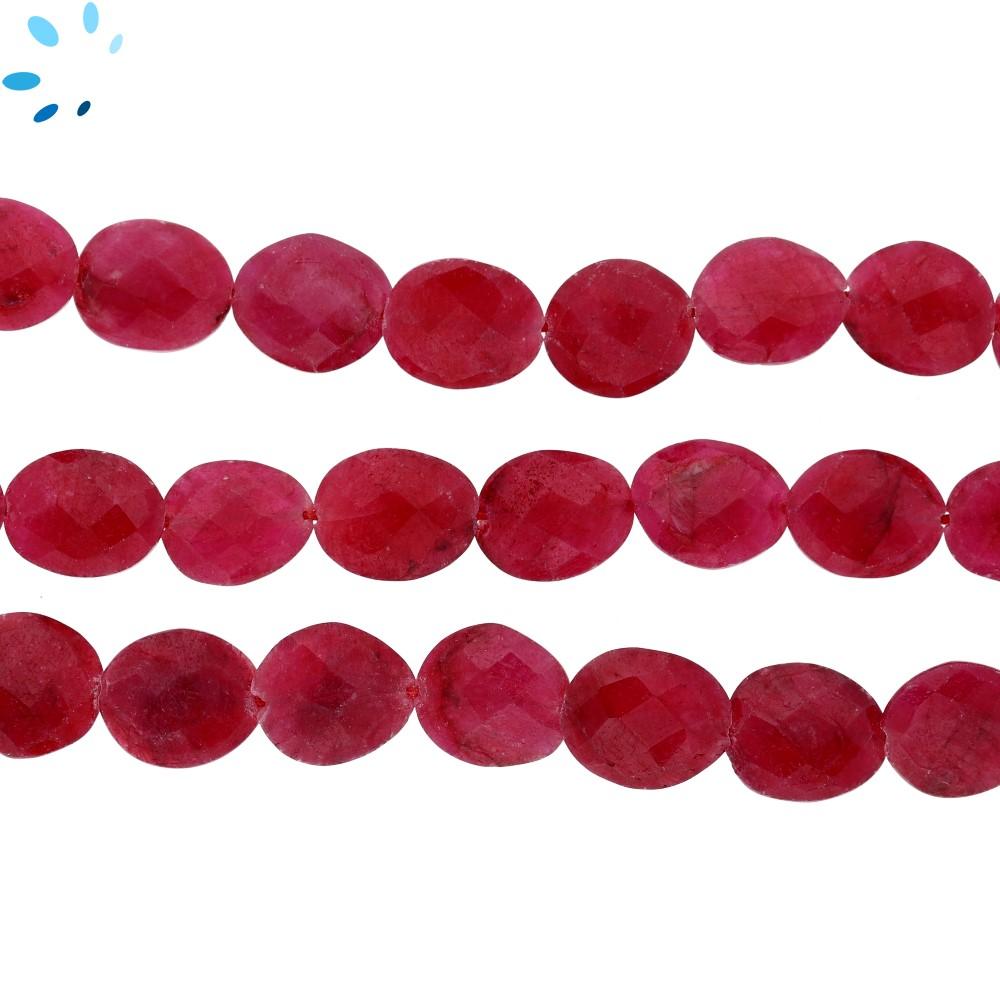 Ruby (Dyed Corundum)
