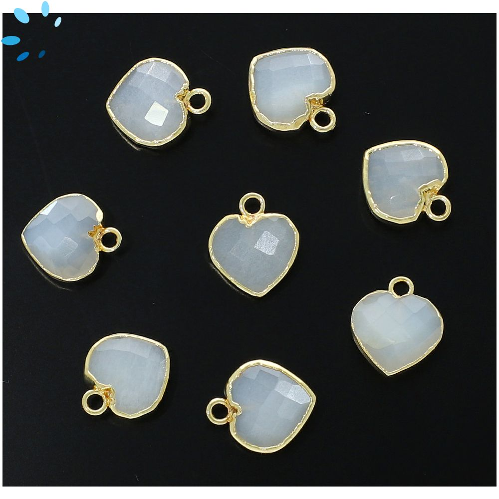 Wholesale Price AAA -23 mm approx  M162 quality gemstone 19 piece faceted Rectangle shape Moonstone  22