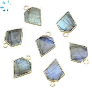 Labradorite Diamond Shape 14x13 - 15x13 mm